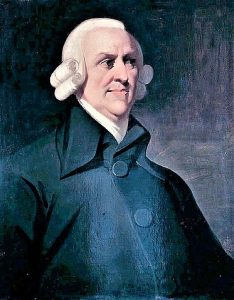 Adam Smith, Scottish philosopher