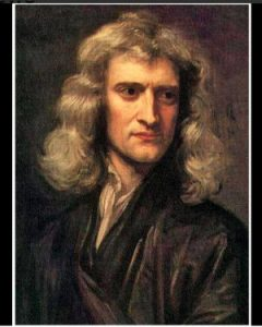 Isaac Newton, Science