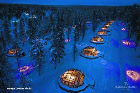 KAKSLAUTTANEN ARCTIC RESORT, Finland, Travel, Hotel
