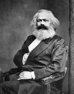 Karl Marx, political scientist