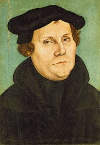 Martin Luther, Religion