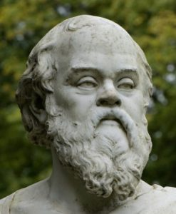 Socrates, philosophy, world changing