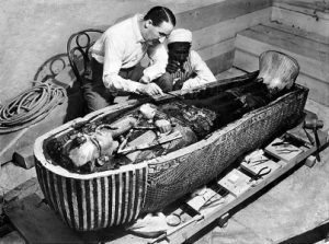 King Tuts Tomb, archaeological discovery
