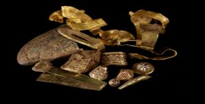 Staffordshire Hoard, archaeological discovery