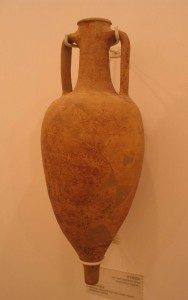 Israeli Wine Amphorae, archaeological discovery