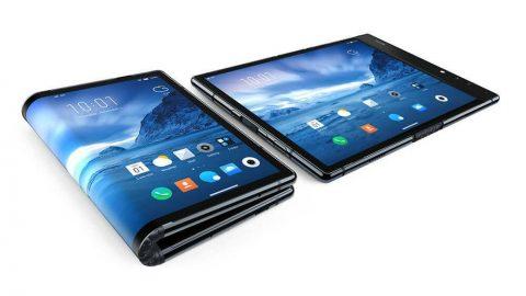 Foldable smartphones, Technology