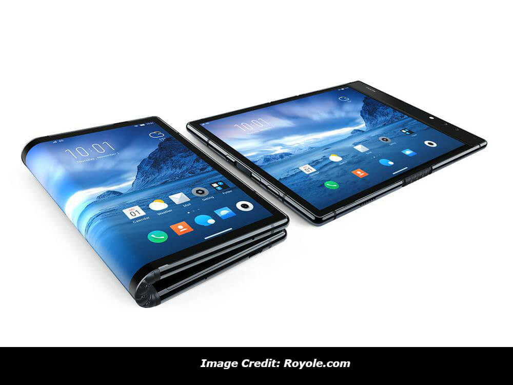 Foldable smartphones, Technology