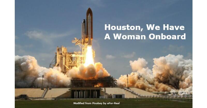 NASA, Space, Science, Technology, Women, Female