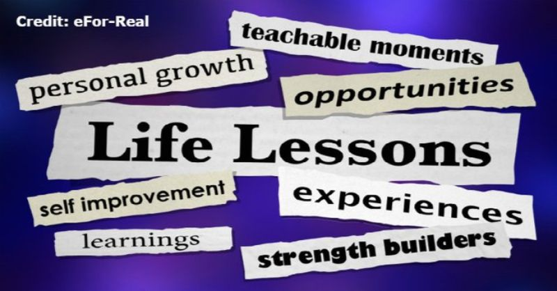 life lessons, how to be successful in life, lessons for life