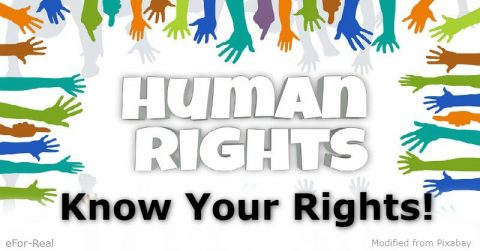 Human rights, Human rights law, know your rights, Human rights violations, The law