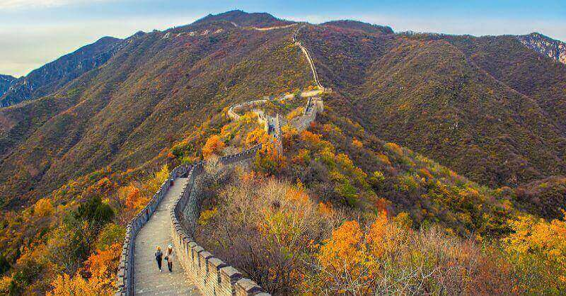 Tourist attraction, Great wall