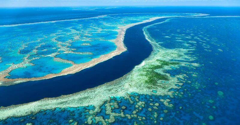 Reef, Australia