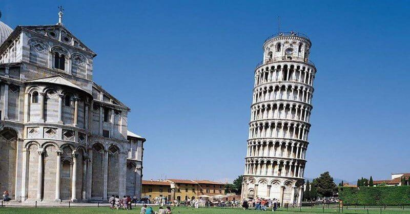 Leaning Tower of Pisa, Italy, Italy tourist attractions, Tourist attractions in Italy, Tourist attractions near me in Italy