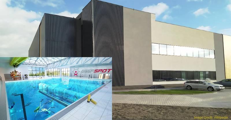 Deepspot Pool, poland, pool, Poland tourist attractions, Tourist attractions in poland, Tourist attractions near me in Poland