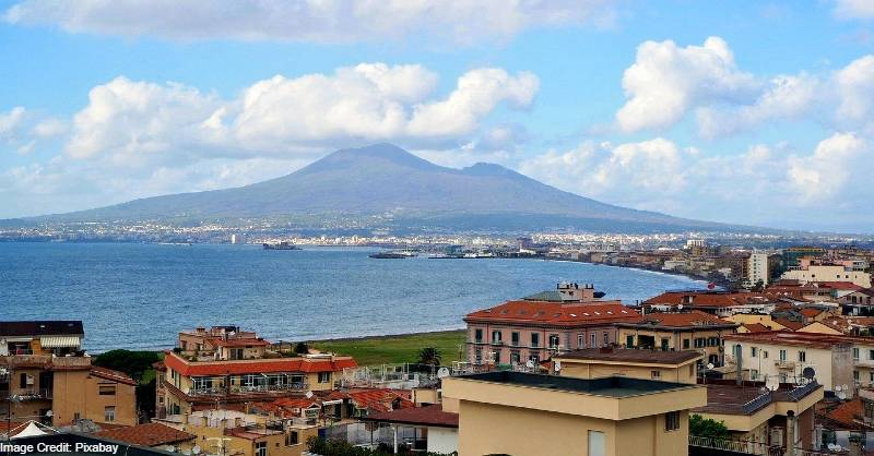 Mount Vesuvius, Italy, Italy tourist attractions, Tourist attractions in Italy, Tourist attractions near me in Italy