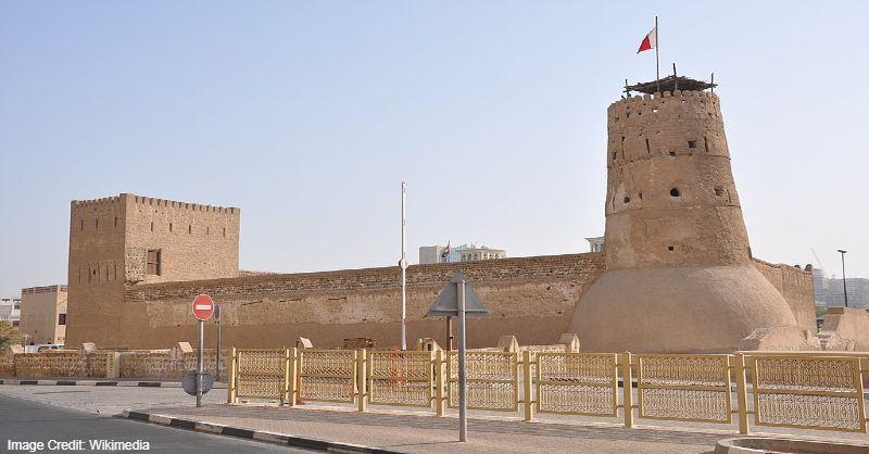 Al Fahidi Fort, Dubai Fort, Dubai Museum, Dubai tourist attractions, Tourist attractions in Dubai, Tourist attractions near me in Dubai
