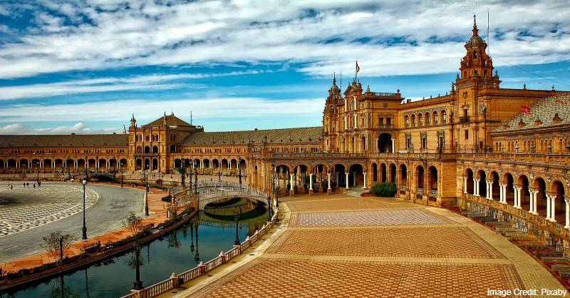 Plaza de España, Spain, Spain tourist attractions, Tourist attractions in Spain, Tourist attractions near me in Spain
