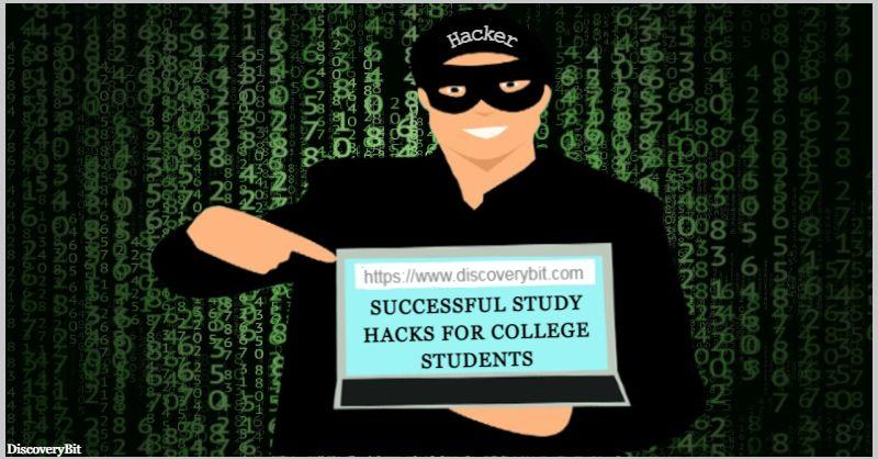 study hacks, study hack, study techniques college, best study techniques for college