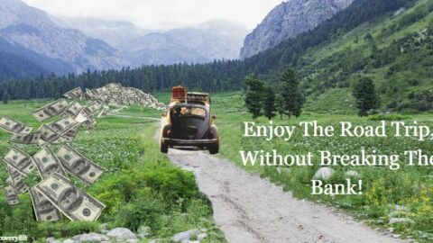 Road trips, Road trip, road trip essentials, travel tips, How to travel on a budget, How to hit the road on a budget