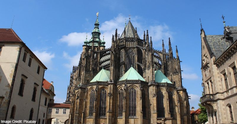 Vitus Cathedral, Cathedral, catholic church, Prague, Prague tourist attractions, Tourist attractions in Prague, Tourist attractions near me in Prague, Czech tourist attractions, Tourist attractions in Czech, Tourist attractions near me in Czech