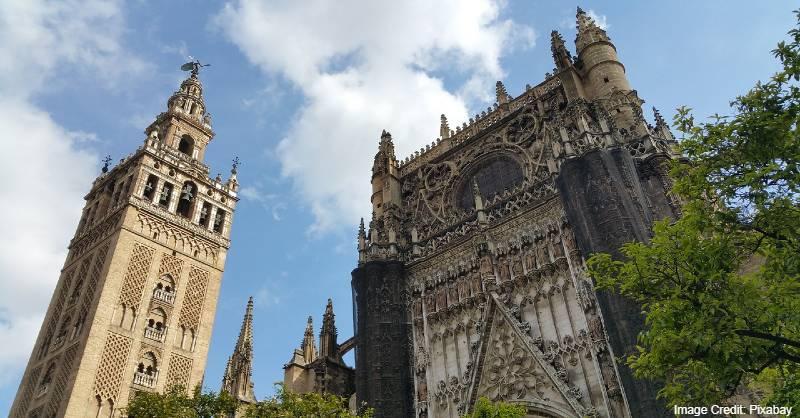 Catholic church, catedral de santa maría de la sede, Spain, Spain tourist attractions, Tourist attractions in Spain, Tourist attractions near me in Spain