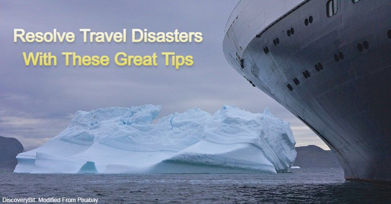 Travel, Travel Disasters, Travel emergencies