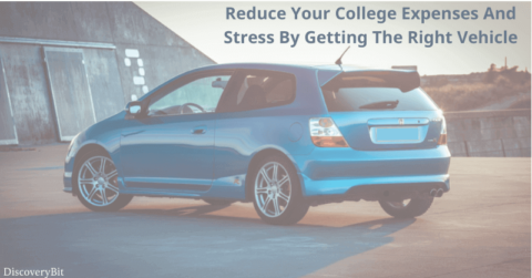 Find the right car, College students, College student College, Save cost, Save on college expenses